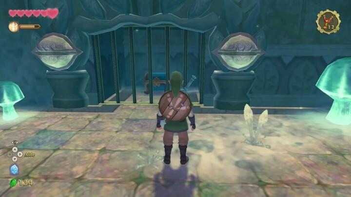 Présentation des améliorations apportées à The Legend of Zelda : Skyward Sword HD