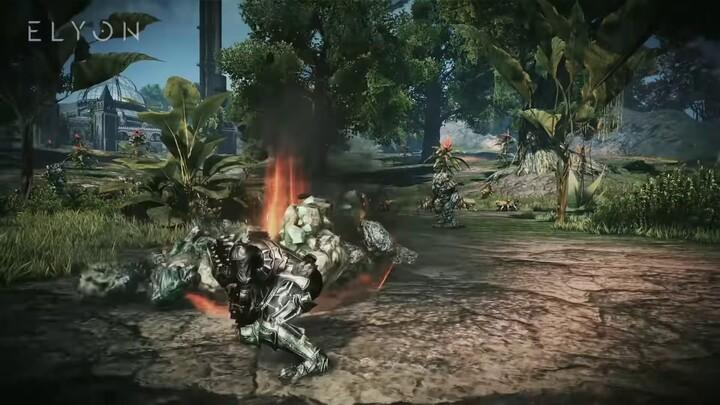 Aperçu du Slayer du MMORPG Elyon