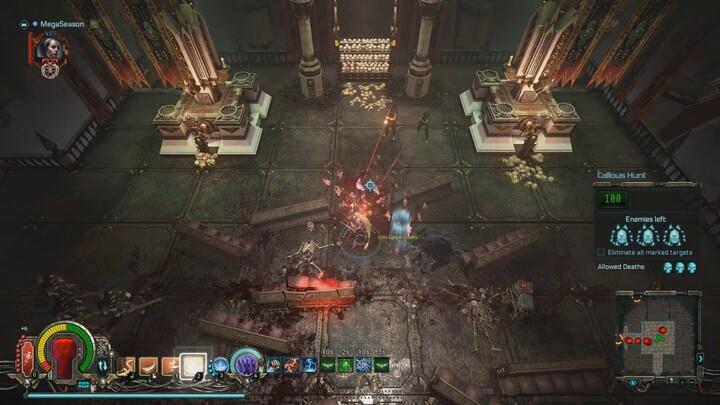 Bande-annonce de la Season of the Void Brethren de Warhammer 40000: Inquisitor - Martyr
