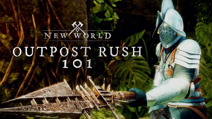 Présentation des Outpost Rush de New World