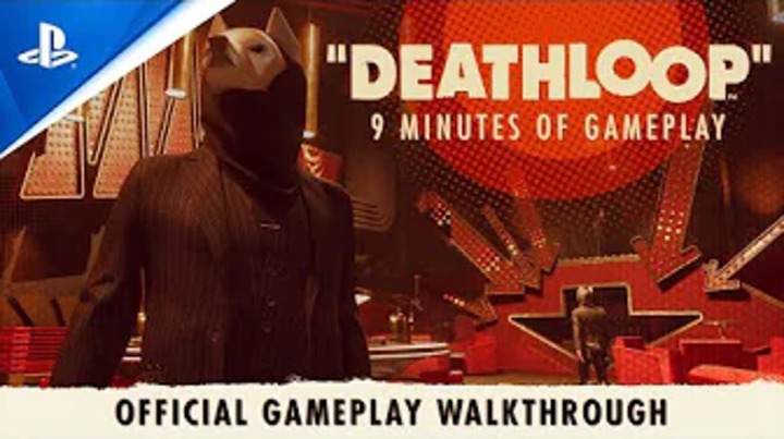 State of Play - Deathloop sortira le 14 septembre 2021