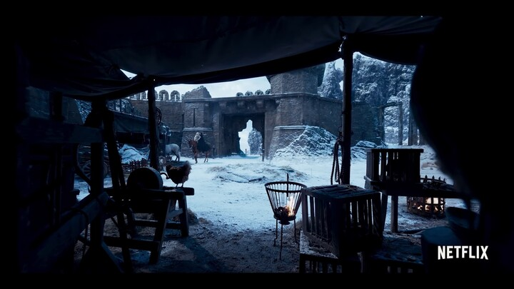 Bande-annonce de la saison 2 de la série The Witcher (VF)