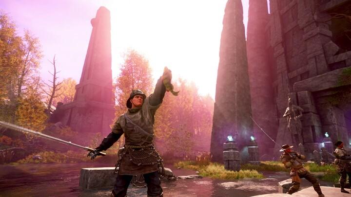 Le MMORPG New World lance sa bêta fermée