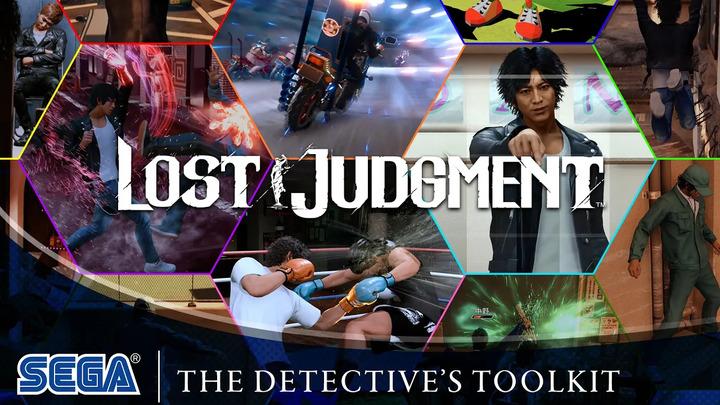 Lost Judgment : tous les moyens sont bons pour arriver à ses fins