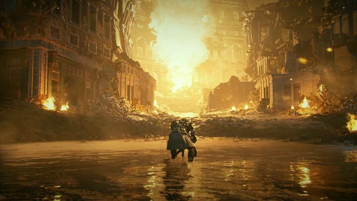 Premier aperçu in-game du shooter RPG Project Magnum