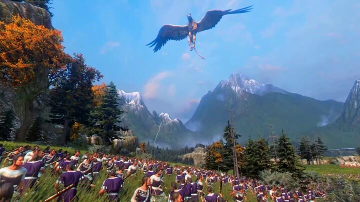 Aperçu du Griffon de A Total War Saga: Troy - Mythos