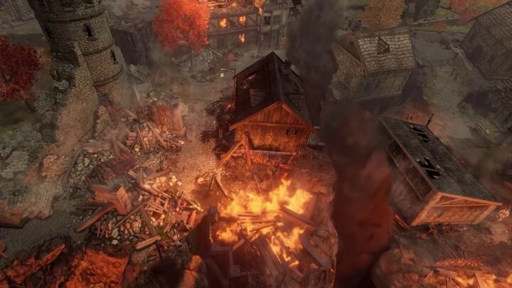 Bande-annonce de fonctionnalités de Pathfinder: Wrath of the Righteous
