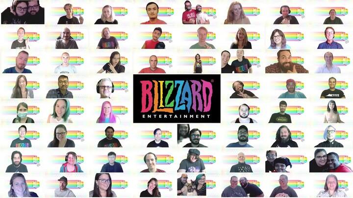 Bande-annonce de la BlizzConline 2021 de Blizzard