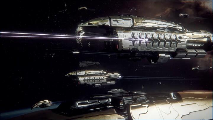 EVE Echoes - Teaser de l'arrivée des Dreadnoughts