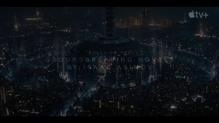 Deuxième bande-annonce de la série Fondation