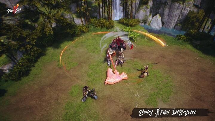 Aperçu des classes d'armes de Blade & Soul II : épée, arc, gantelets et énergies spirituelles