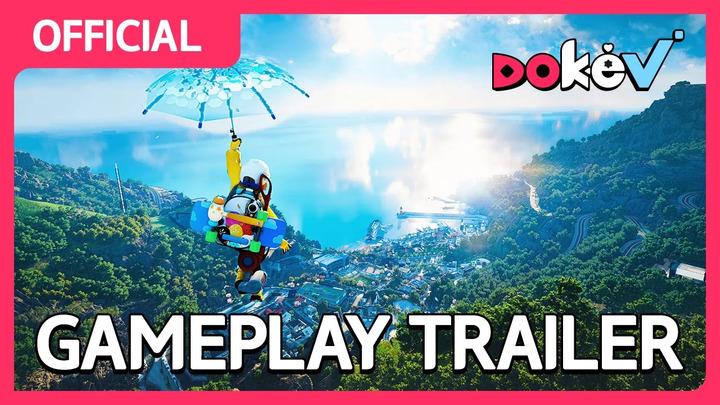 gamescom 2021 - Premier aperçu du gameplay de DokeV