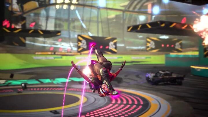 Le jeu de combat motorisé Destruction AllStars désormais disponible sur PS5