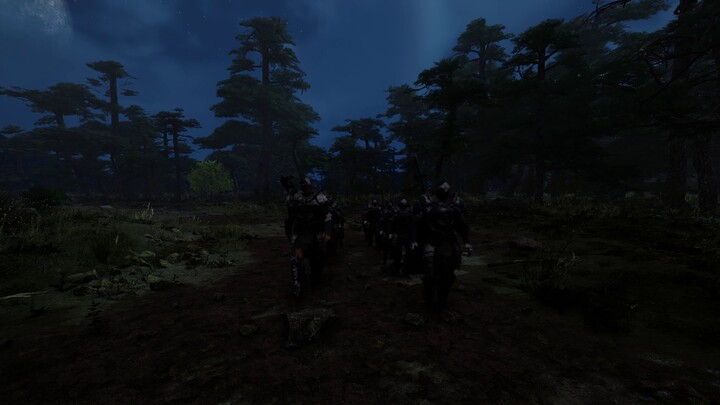 Bande-annonce du test de charge final de Mortal Online II