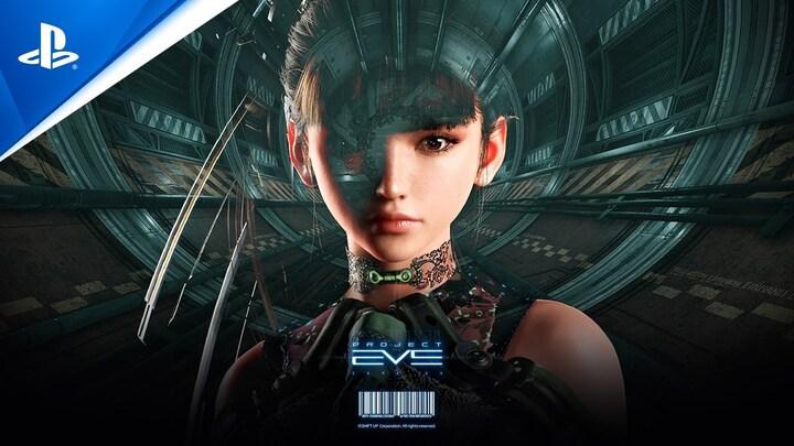 Premier aperçu du gameplay du jeu d'action / aventure Project Eve