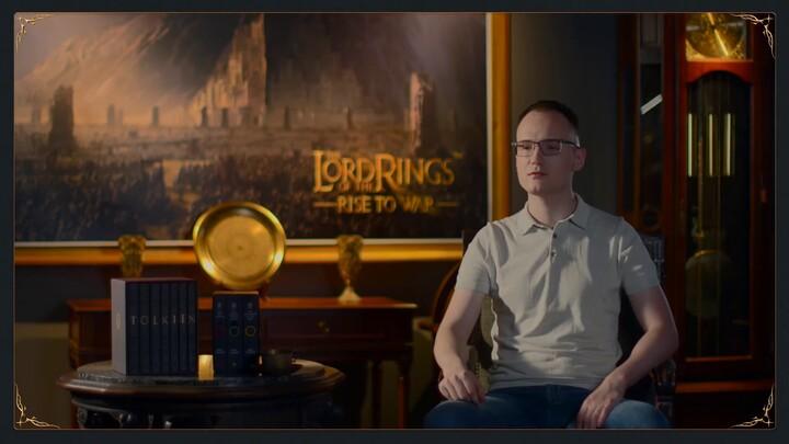 Journal de développement #1 : présentation du jeu de stratégie The Lord of the Rings: Rise to War