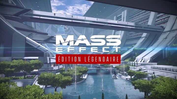 Mass Effect Édition Légendaire sortira le 14 mai 2021