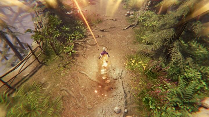 Aperçu du gameplay de V Rising