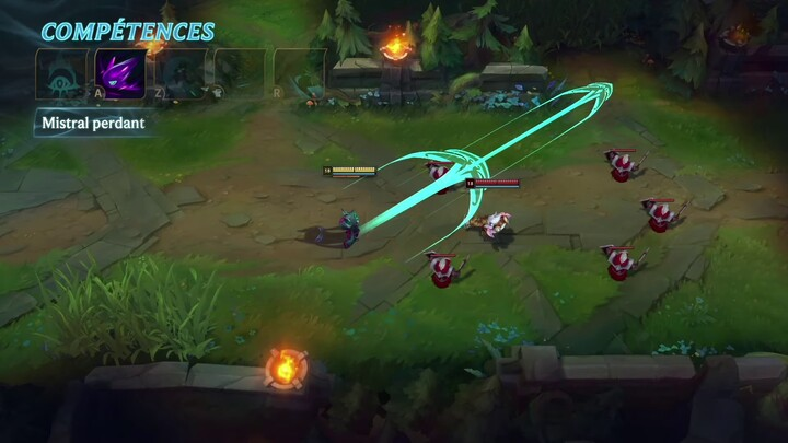 Vex, champion de League of Legends, présente son gameplay
