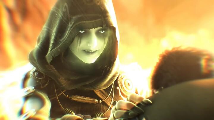 Cliodhna, la reine des Banshees, s'annonce dans Smite