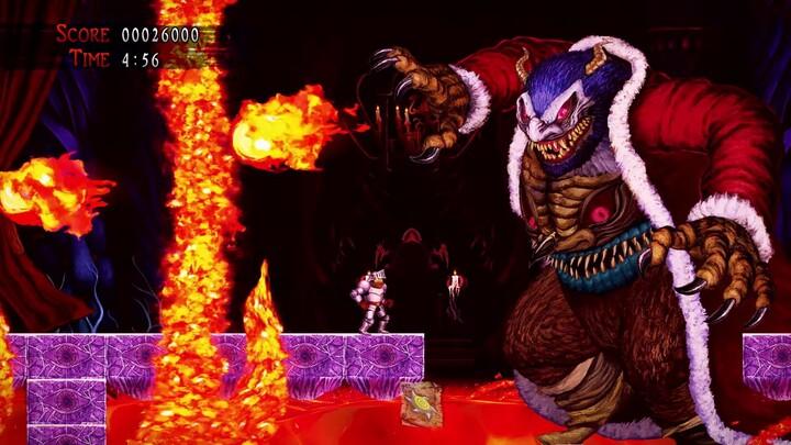 Monster Hunter Rise - collab 5 : Ghost'n Goblins