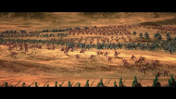 Présentation de la faction du Grand Cathay de Total War Warhammer III
