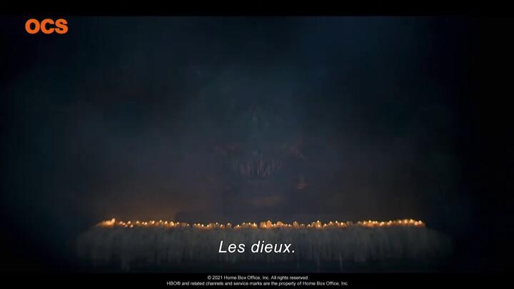 Premier teaser de la série House Of The Dragon (Game of Thrones)