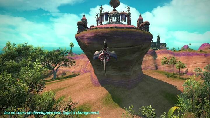 Final Fantasy XIV: Endwalker - Thavnair