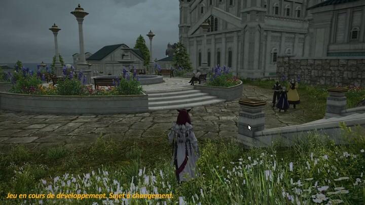 Final Fantasy XIV: Endwalker - Vieille Sharlayan