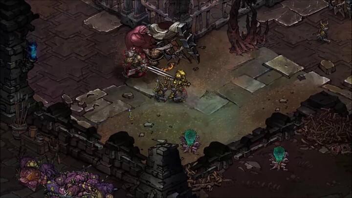 Aperçu des combats à distance du MMORPG Mad World