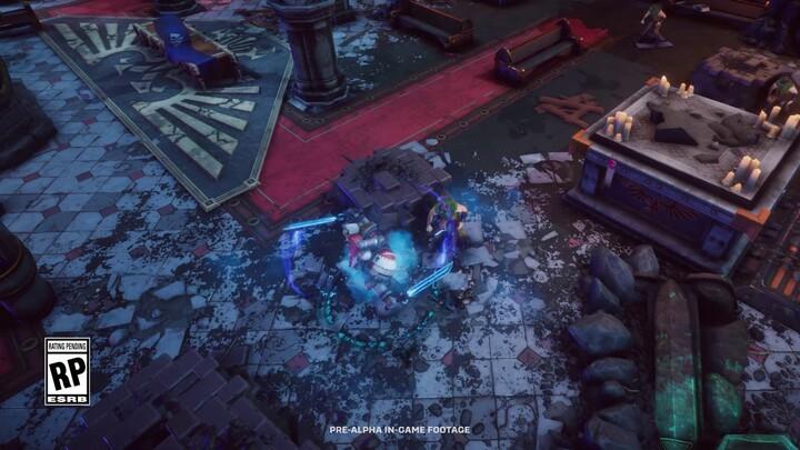 Aperçu du ciblage de précision de  Warhammer 40k: Chaos Gate - Daemonhunters