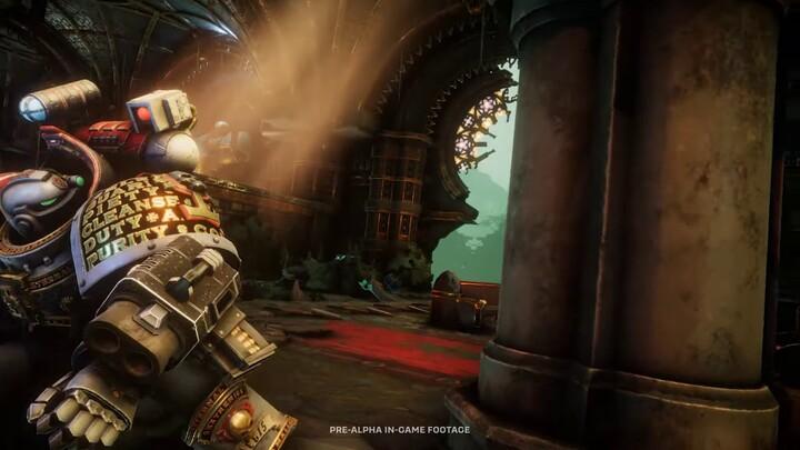 Un premier journal de développement pour Warhammer 40 000: Chaos Gate - Daemonhunters