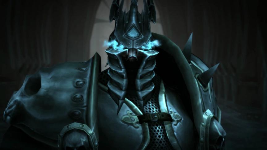 Bande-annonce Fall of the Lich King (VO)