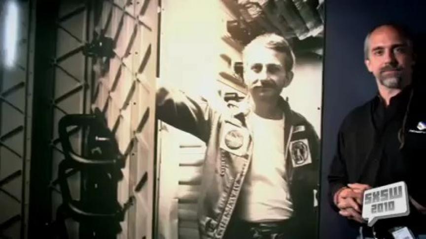 Bande-annonce de Richard Garriott: The man on a mission