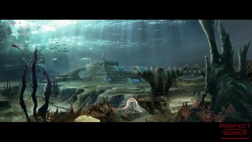 Bande annonce de Perfect World: Rising Tide