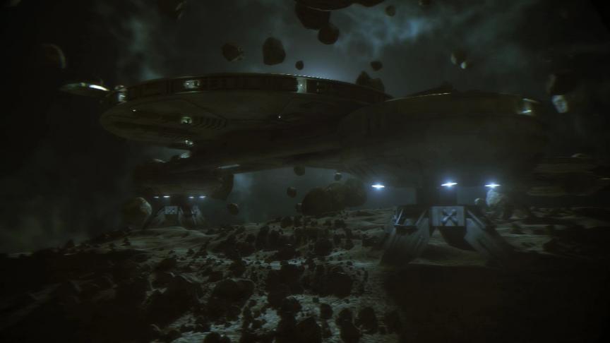 Première bande-annonce de Battlestar Galactica Online
