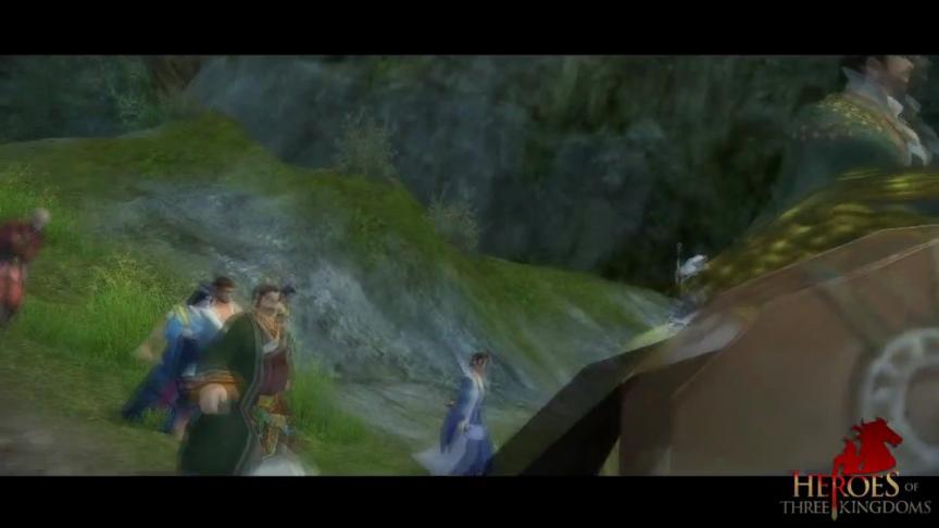 Trame de Heroes of Three Kingdoms : Justice, chapitre 2/6