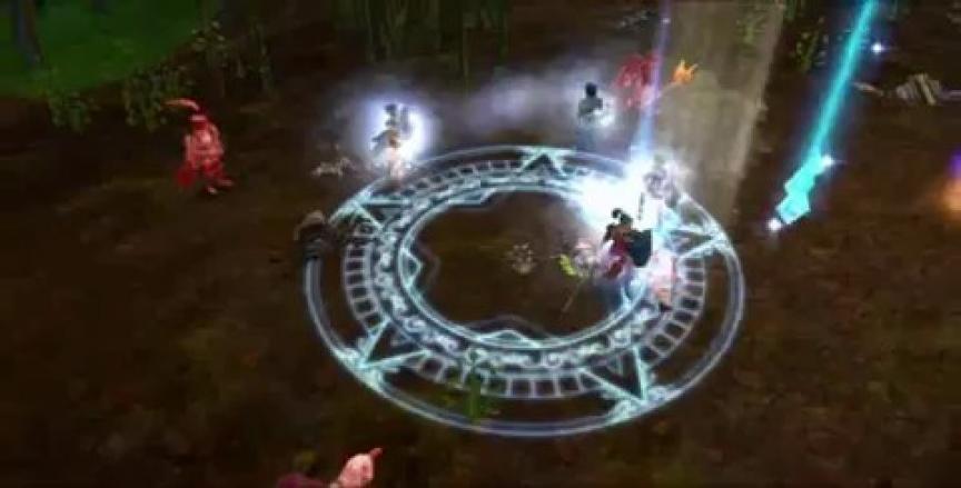 Le gameplay de NEO Online en vidéo