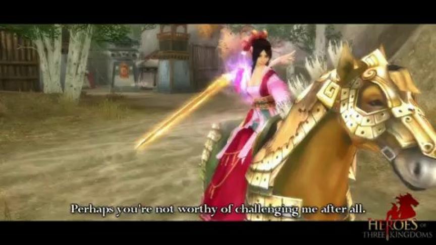 Trame de Heroes of Three Kingdoms : Justice, chapitre 3/6