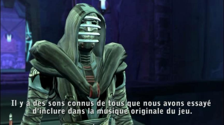 La Musique de The Old Republic