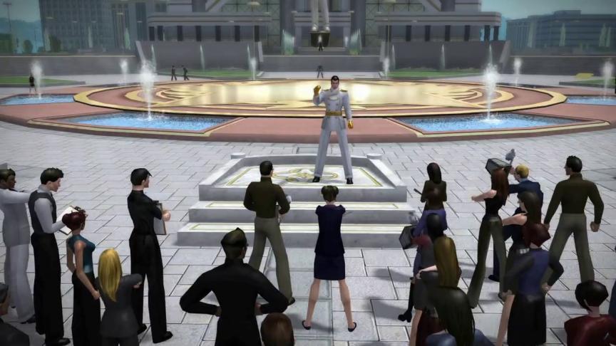 Les pouvoirs de City of Heroes: Going Rogue