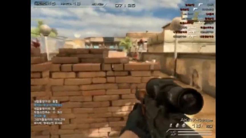 Le gameplay de Soldier of Fortune Online