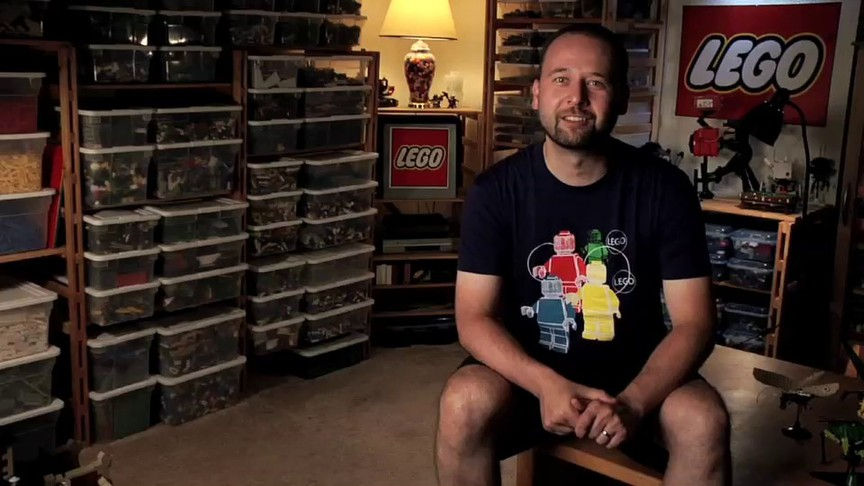 Steve Barker parle de LEGO Universe