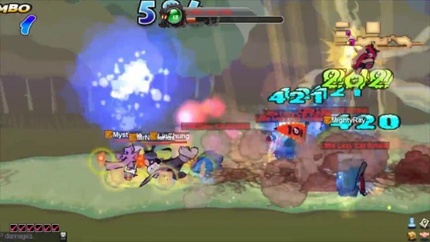 Bande-annonce d'introduction de Hero 108 Online