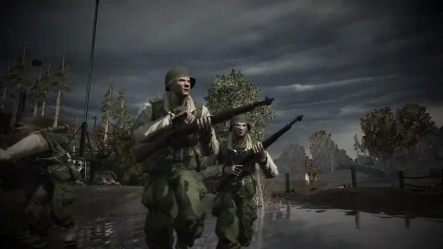 Les unités des forces alliées de Company of Heroes Online