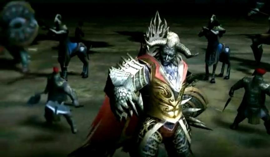 GamesCom 2010 : seconde bande-annonce d'Altantica Online: Troy