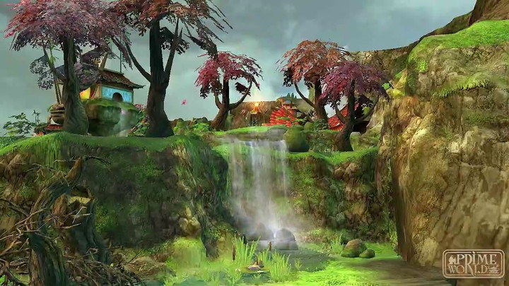 GDC Online 2010 : Première bande-annonce du MMORTS Prime World