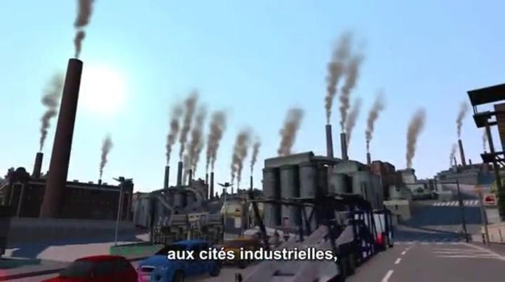 Première bande-annonce de Cities XL 2011 (VOSTFR)