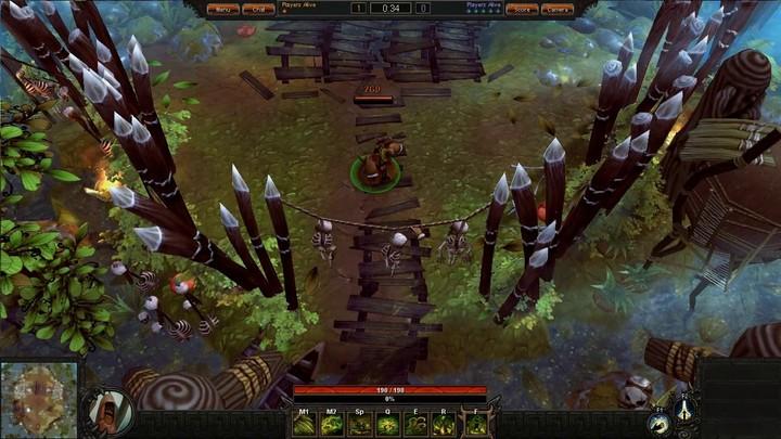 Le gameplay du Thorn de Bloodline Champions