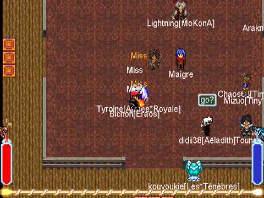 AMV Slayers Online (environnements)